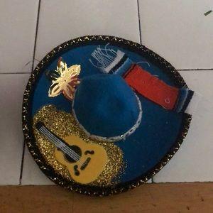 Mini Mariachi Sombrero/Hat